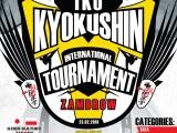 Zaproszenie na V Międzynarodowy Turniej o Puchar Burmistrza Zambrowa w Karate Kyokushin 23.02.2019